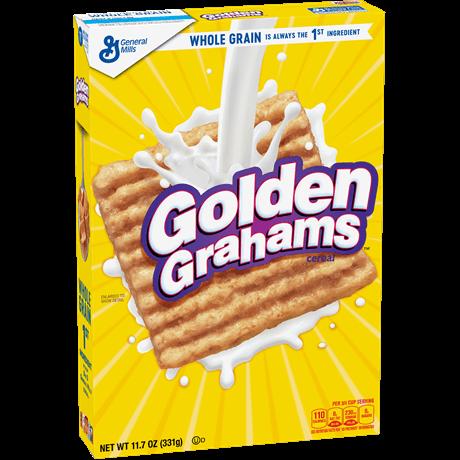 General Mills Golden Grahams Cereal