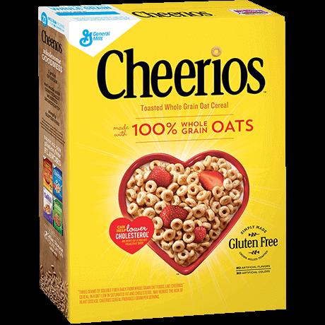 General Mills Original Cheerios Cereal